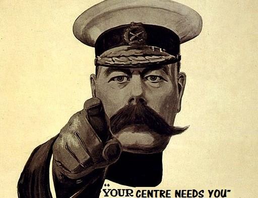 You Community Centre Needs You Photograph
