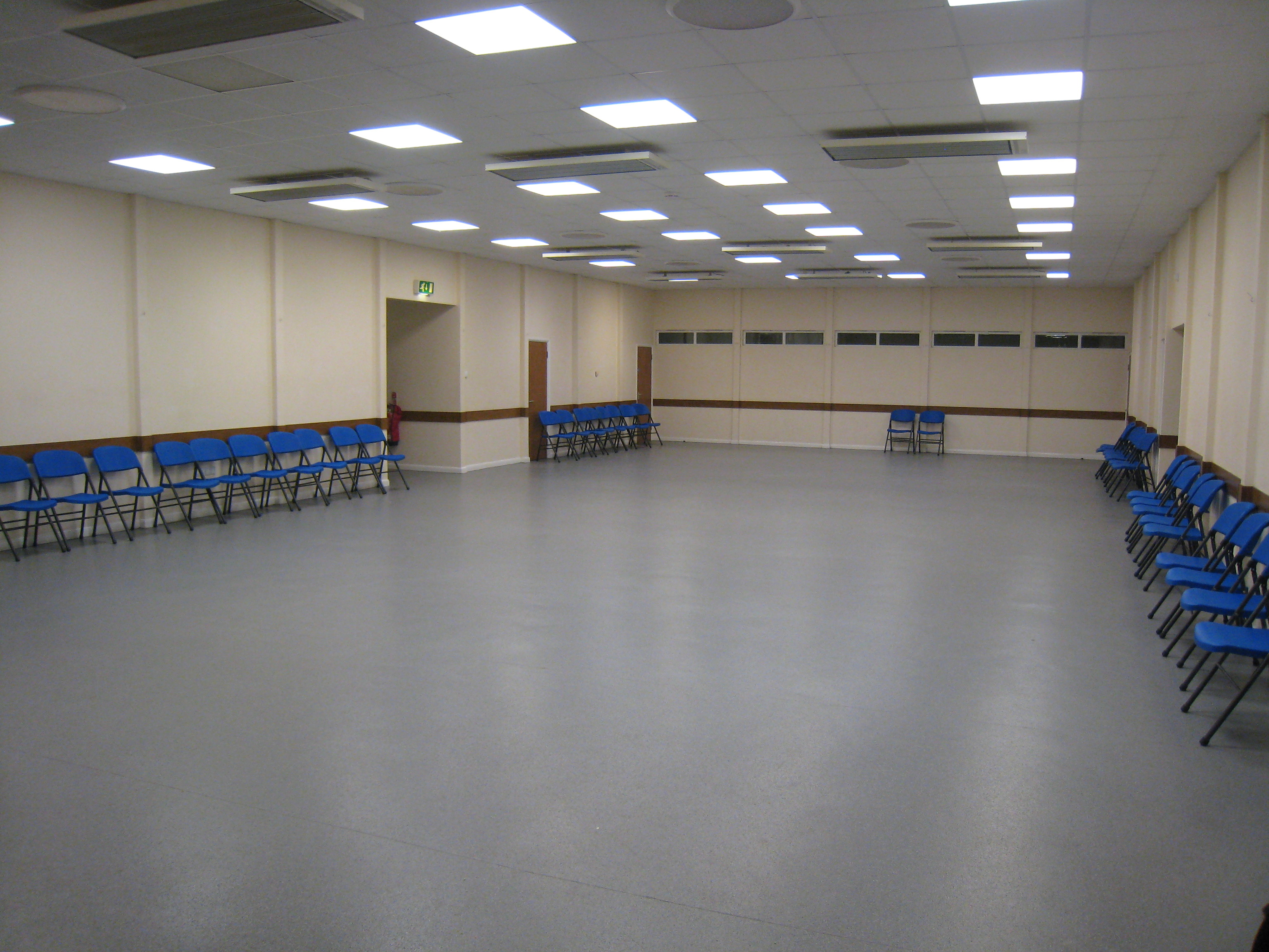 Large Hall Photo