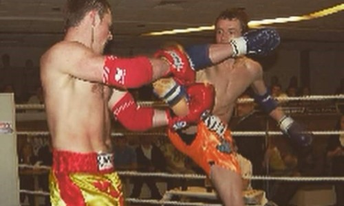 Art of Eight Thai Boxing