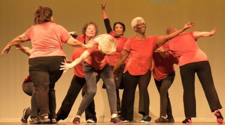 Creative Dance for Over 50s