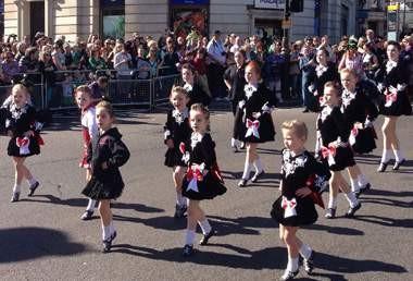 Celtic Hearts Irish Dance