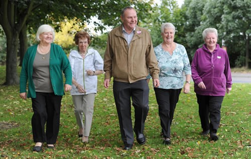 Abbots Over 55s Social and Fitness Group